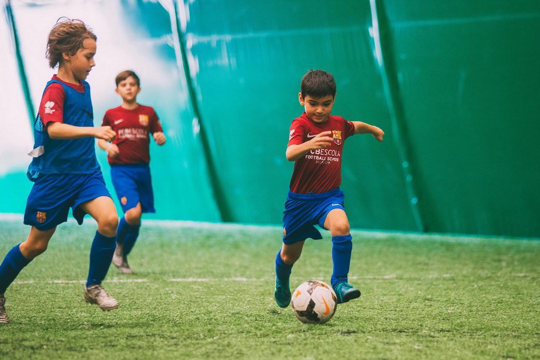 Футбольная Академия ФК Барселона