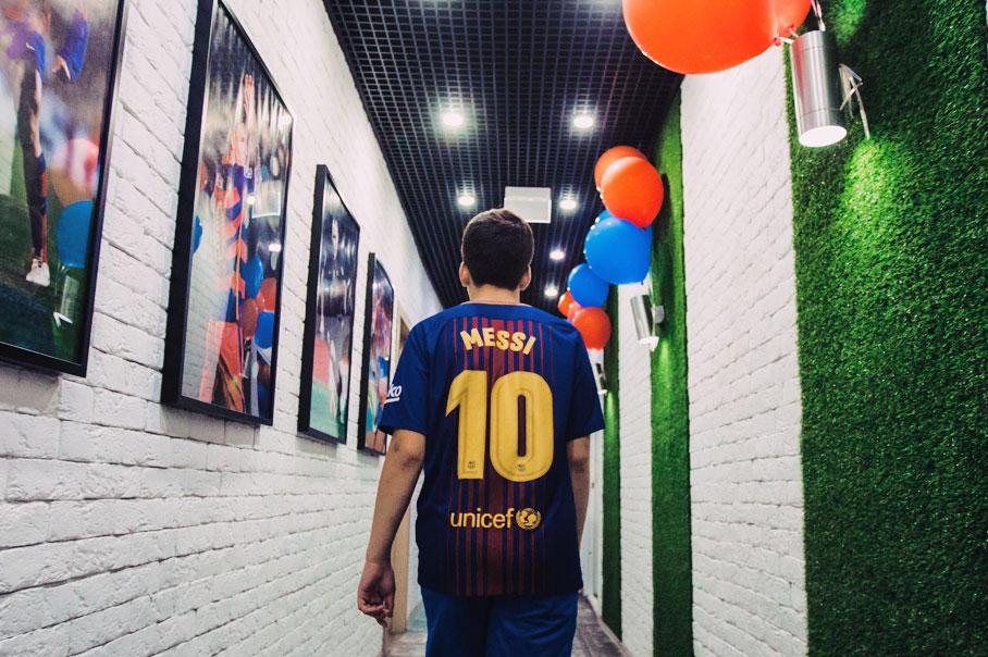 huge selection of f9de5 02e41 Barca Academy. Официальная футбольная детская академия ФК ...